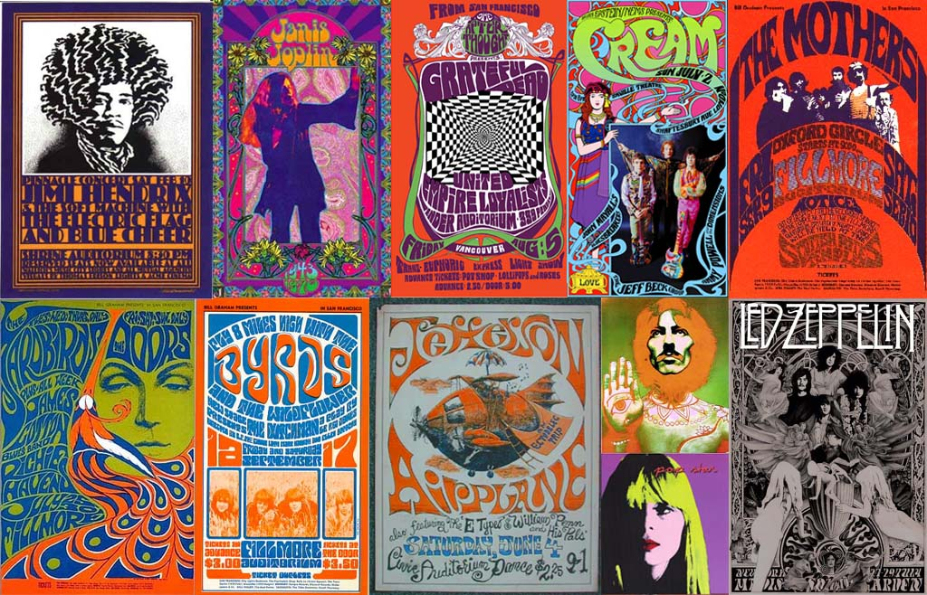Short History Of Psychedelic Music 1965