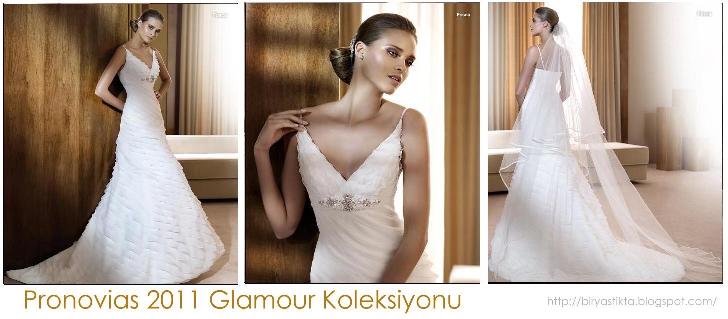 Pronovias 2012 Gelinlik Modelleri