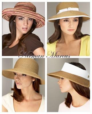 Şapka modelleri..