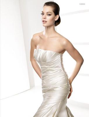Свадебное платье Русалка Lizana.