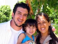 Pr. Marlon Brito e família