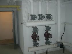 Sirkülasyon Pompa Sistemi