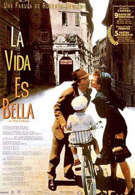 Filme Poster A Vida é Bela DVDRip Dual Audio