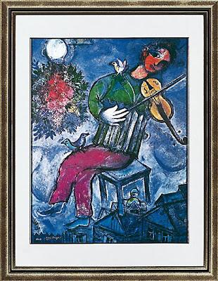 Marc Chagall Painter Of Symbols