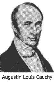 short biography augustin louis cauchy Augustin-louis cauchy pioneered the study of analysis, both real and complex, and the theory of permutation groups he also researched in convergence and divergence of infinite series, differential equations, determinants, probability and mathematical physics.