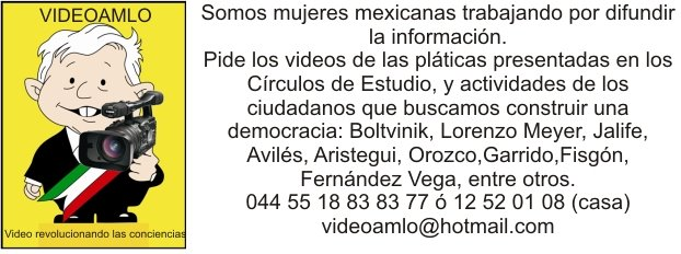 VIDEOAMLO                                                      video revolucionando las co