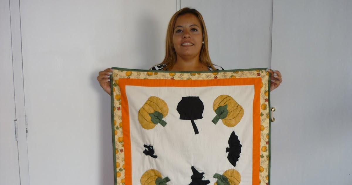 Casita del patchwork patchwork halloween - La casita del patchwork ...