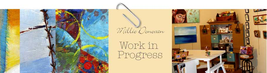 Millie Donovan- Work in Progress