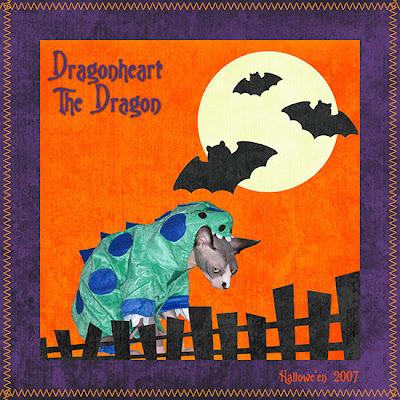 Dragonheart The Dragon
