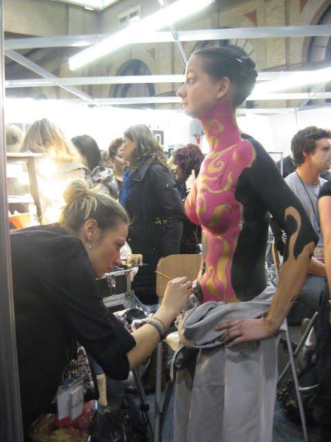 imats make up demo 2010