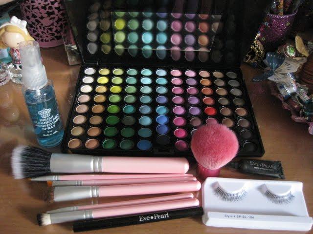 imats 2010 london beauty haul
