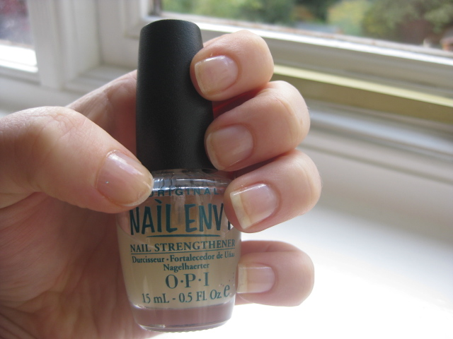 opi nails envy nails strengther