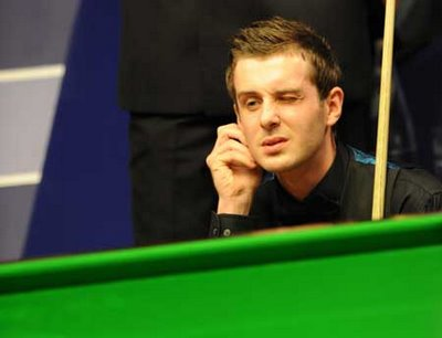 mark selby. mark selby snooker player.