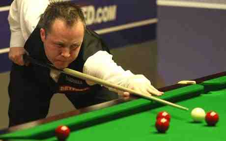 john higgins referee. John Higgins No-one can accuse