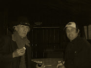 David Carradine and My Brother, Chef Seth White