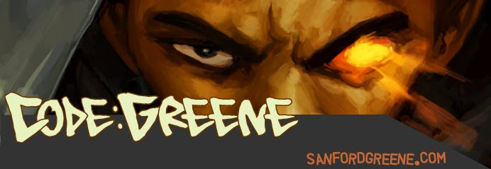 Sanford Greene's | CodeGreene!