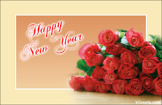 New Year Formal Greetings