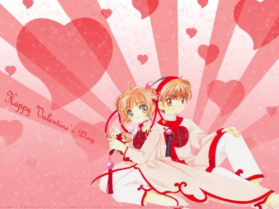 Similiar Anime Valentines Cards Keywords – Anime Valentines Day Card