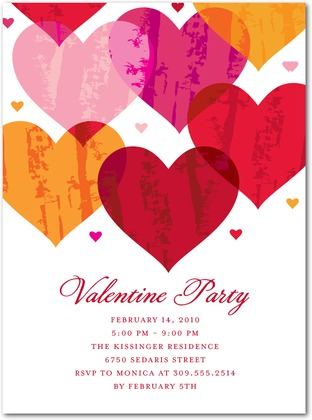 All Free Wallpaper Download Valentine Day Party Invitation Cards