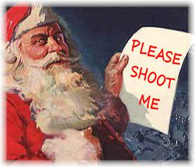 Santa Began To Find The Letters From Maple Leaf Fans Increasingly Disturbing... (humor)