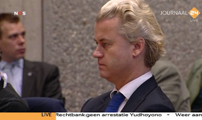 Geert Wilders on trial day 3