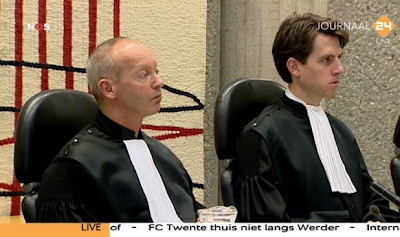 Wilders Trial judges