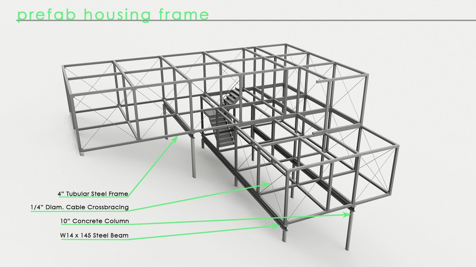 Steel frame house definition home design and interior for Define prefabricated