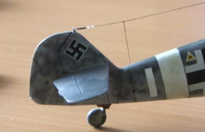 Messerschmitt Bf-109G-6