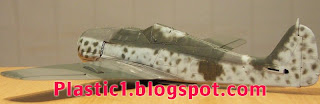 Tamiya's 1/48 scale FW-190A-8 Sturmbock