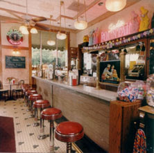 Straight talking mama guilty pleasures for Old fashioned pharmacy soda fountain