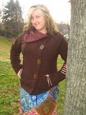funky jacket 2 - Bring on the Funk Fleece Jacket Review