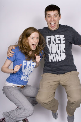 freeing our minds - Free Your Mind T-Shirt: Design Process