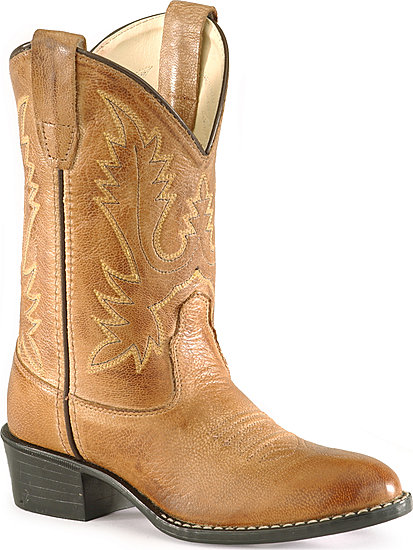 The Pretty Poppy Cowboy Boots For Kids