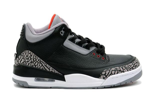 Jordan 3s Cement Gray : Motivation air jordan black cement retros confirmed
