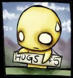 Hug Award...