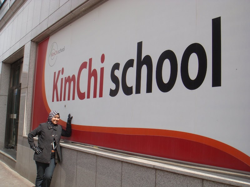 Korea Trip : Kimchi School & Tradisional Costume