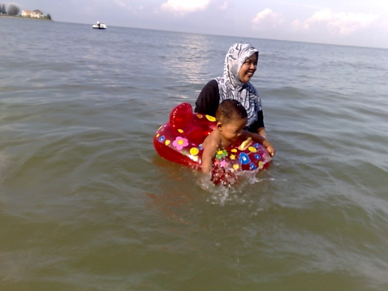 Mandi laut