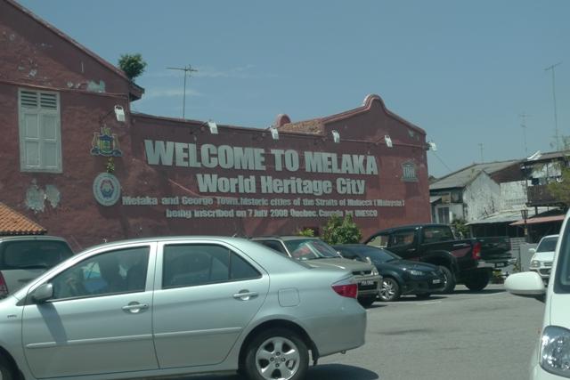 Melaka, bandaraya bersejarah ..