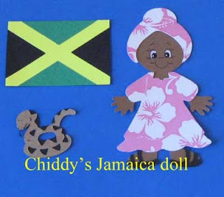 Jamaica Clothing - World Map, Map of the World