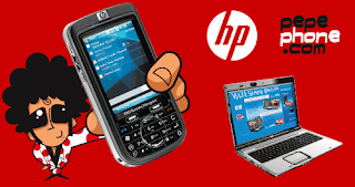 imagen pepephone.com ordenador hp internet movil tarifa mas barata