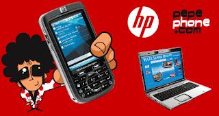 imagen pepephone.com ordenador hp internet movil tarifa mas barata