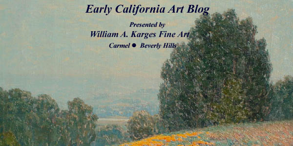 Early California Art Blog