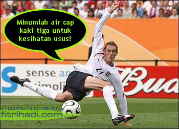 peter crouch troll
