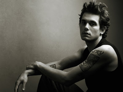 "john Mayer. Psuedo comedian, '2 guys, 1 cup' actor, ""Slowhand Jr"" turns 32."