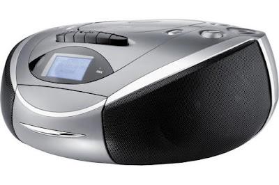 Radioodtwarzacz: GRUNDIG RRCD-3760
