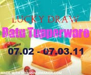 Lucky Draw Ratu Tupperware