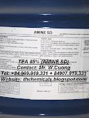 Triethanolamine 99%, Amine 85%
