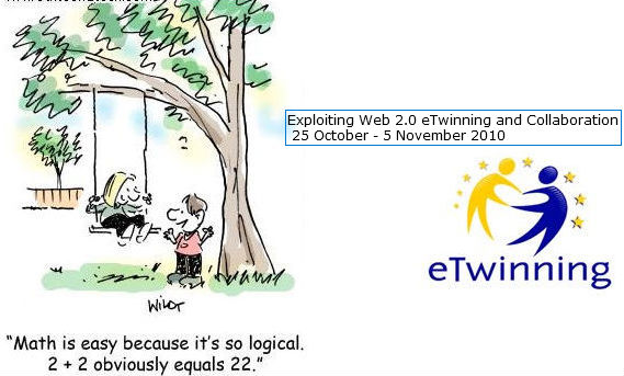 PlayMaths and WEB 2 eTwinning Lab