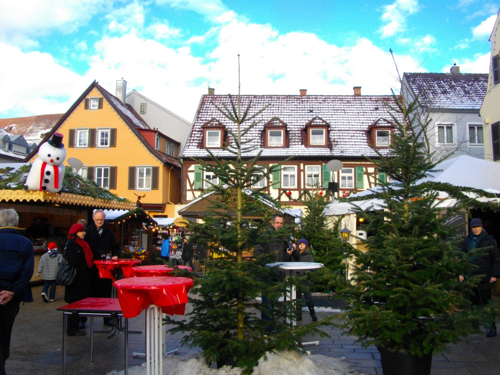 Offenburg Germany  city pictures gallery : 2010 Christmas market in Offenburg, Germany photos | Life in ...