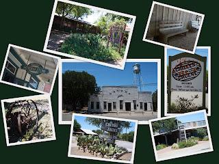 Gruene, TX Collage